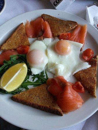 The Loch Leven Hotel: Breakfast