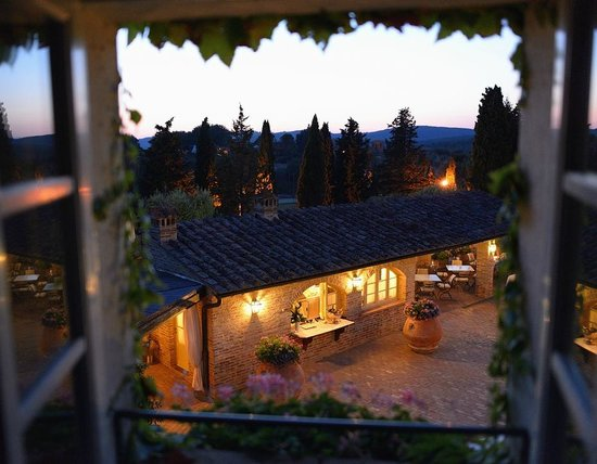Hotel Borgo San Felice : View from room