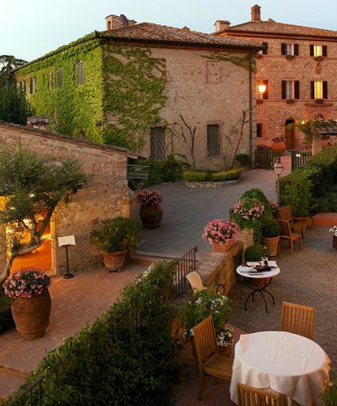 Hotel Borgo San Felice: View from another window