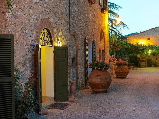 Hotel Borgo San Felice: Grounds