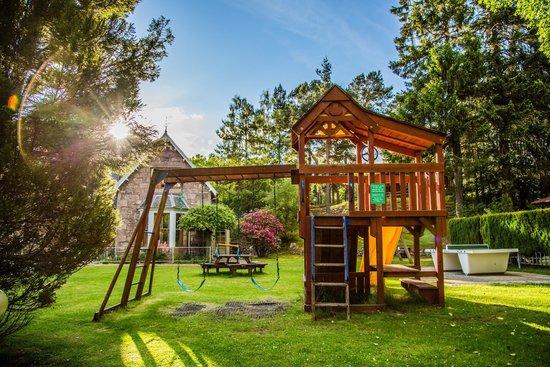 Pine Bank Chalets: Kids Play