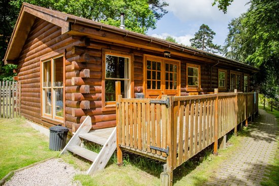 Pine Bank Chalets: Breariach
