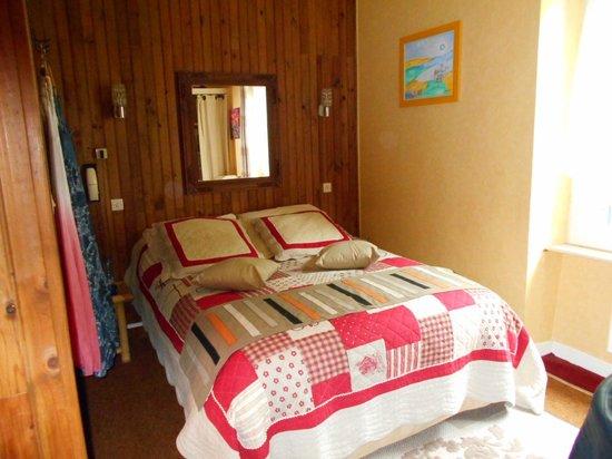 Hotel La Villa du Lac : Chambre 1
