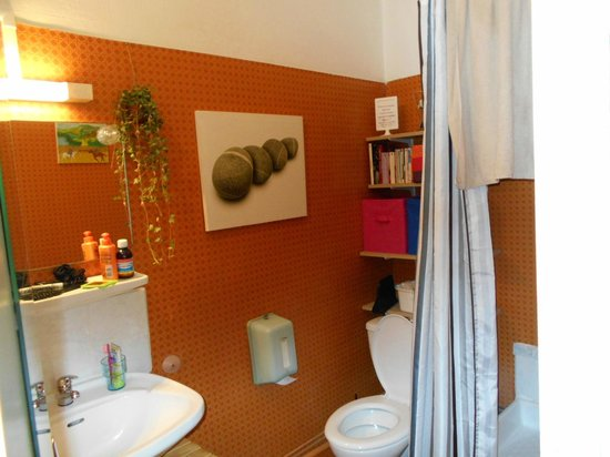 Hotel La Villa du Lac : Salle de bain