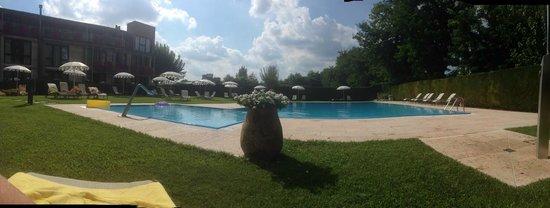 Ca' dell'Orto : La piscina