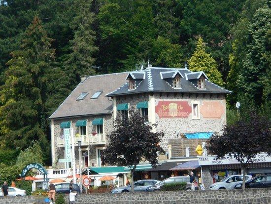 Hotel La Villa du Lac : L hôtel La villa du lac