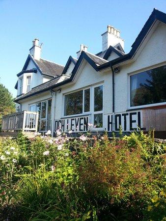 The Loch Leven Hotel: Esterno