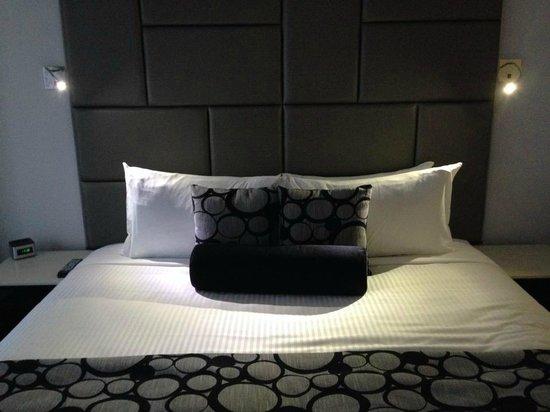 Meriton Suites Bondi Junction: Amazing beds