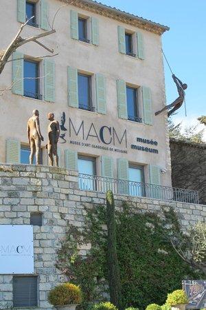 Musee d'Art Classique de Mougins: Музей классического искусства