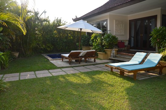 The Zen Villas: Private Garden with Plounge Pool