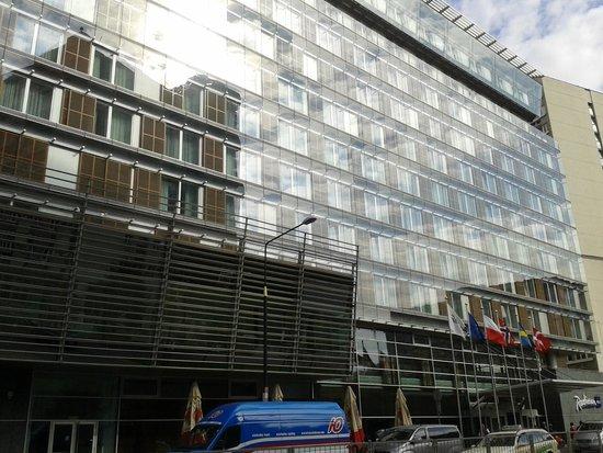 Radisson Blu Centrum Hotel Warszawa : fachada