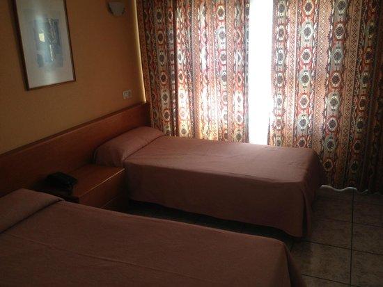 Hotel Tropical : camera n.209