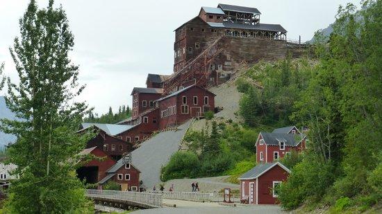 Kennecott Copper Mine : Classic Photo