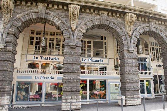 Trattoria - La Pizzeria Des Arceaux