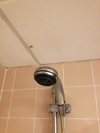 Hotel Terraza : Salle de bain