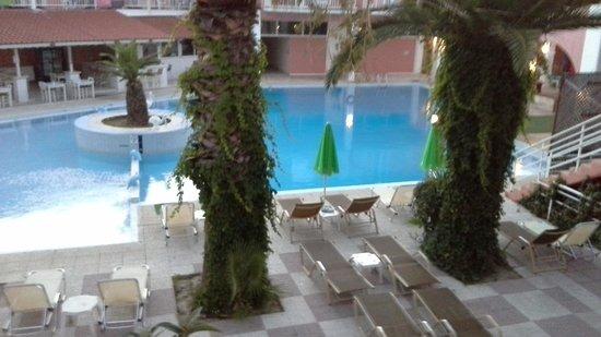 Papillon Hotel: pool area