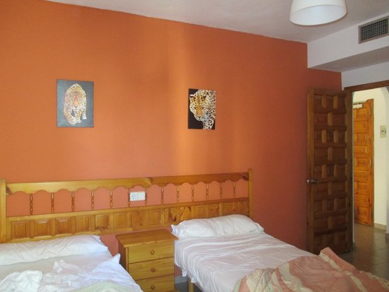 Marian Apartments : habitación