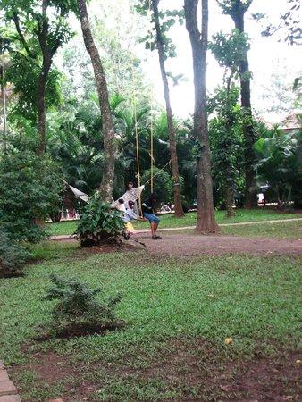 Greenwoods Resort: play area