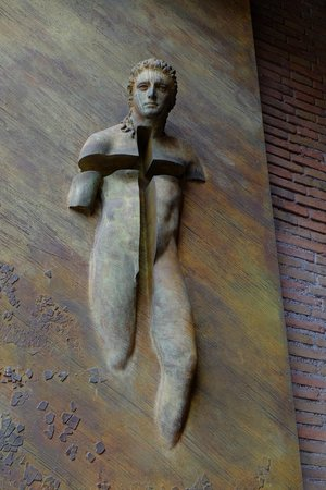 Basilica di Santa Maria degli Angeli e dei Martiri: a martyr
