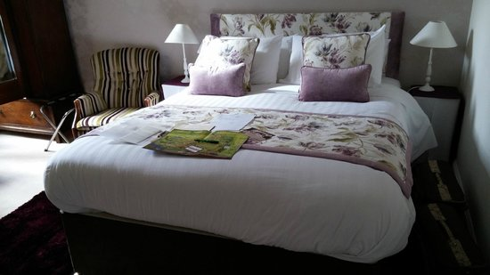 Northlands Bed and Breakfast: Cama