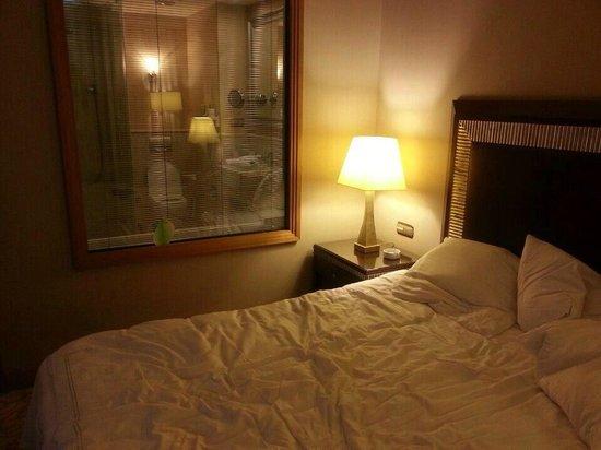 Swissotel Ankara : oda