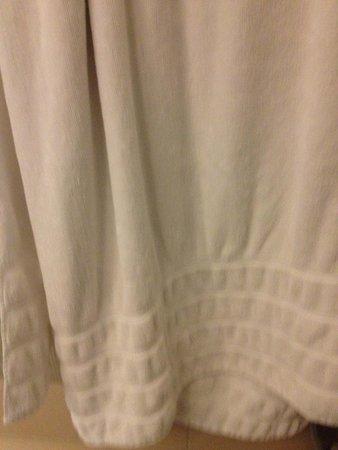 InterContinental San Francisco: Dingy Towels
