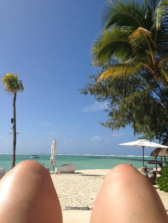 Ambre Resort & Spa: From the bar, to the pool, to the beach!!