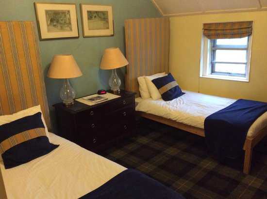 Argyle Guest House : Twin En-Suite Room
