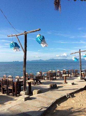 Relax @ Samui : Bang Por view