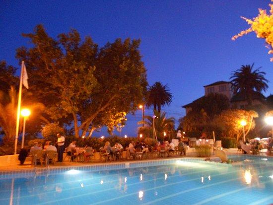 Estoril Eden Hotel: Barbecue dinner - Wednesday night