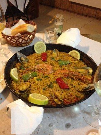 Delicias del Mar: la Paella