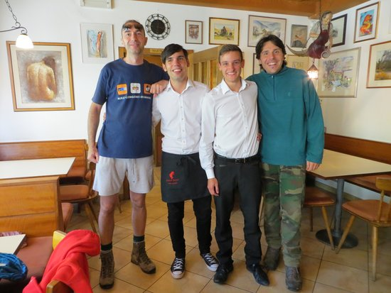 Hotel Vajolet : i ragazzi