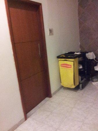 Hotel Nacional: pronti per fare le pulizie??? ma che!