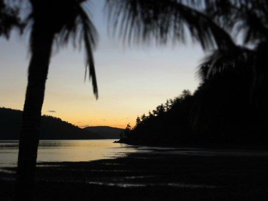 Paradise Bay Island Resort : Sunset