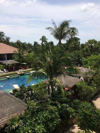 Bandara Resort & Spa : вид с номера