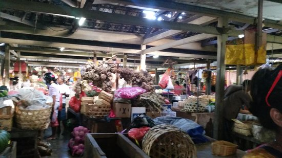 Bali Horizon Tours : Local Market then a cooking class followed by a 2 hour spa treatment - spoilt rotten