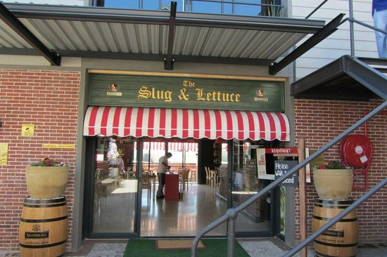 Slug & Lettuce : 1 entrance