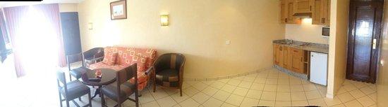 New Farah Hotel : SUITE