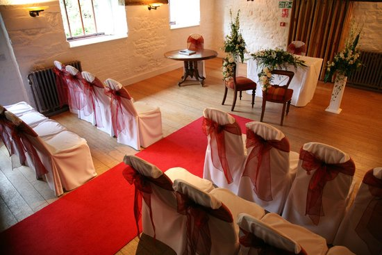Egypt Mill Hotel & Restaurant: Wedding Venue