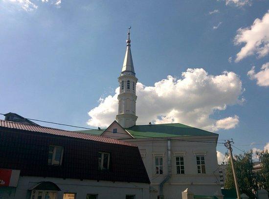 Zangar Mosque