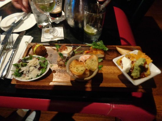 The Ross: Tapas you can't beat