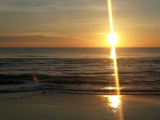 Holiday Inn Hotel & Suites Daytona Beach : Ocean front room view!