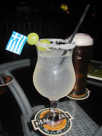 Agustera Cafe Bar: Amazing range of cocktails!