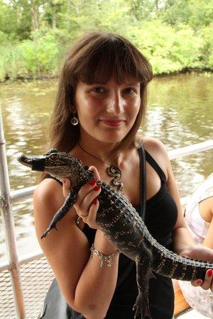 Jean Lafitte Swamp Tours: Jean Lafitte Swamp tour