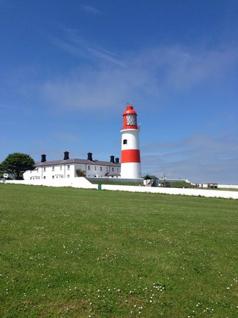 The Souter lighthouse