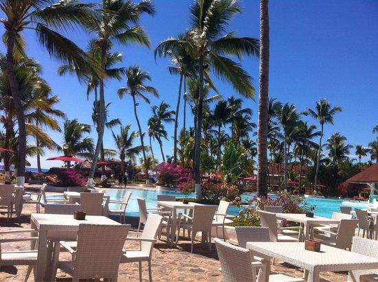 Andilana Beach Resort : Piscina