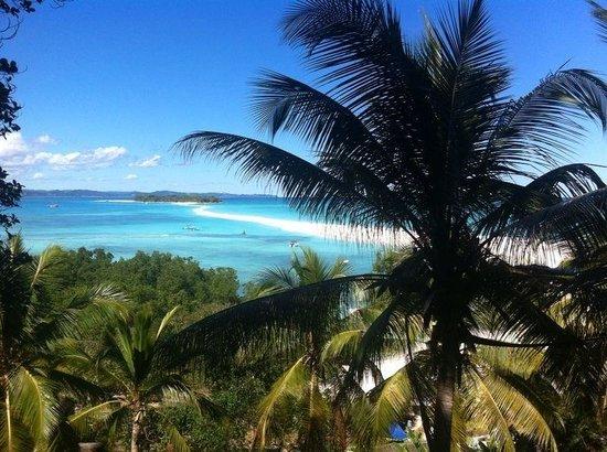 Andilana Beach Resort: Nosy iranja