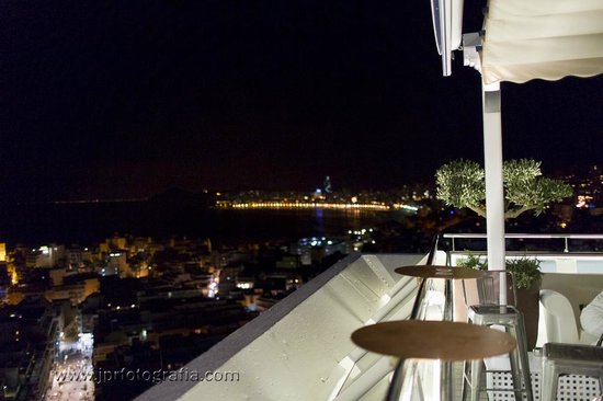 Hotel Madeira Centro: Vistas desde Terraza Bar #planta20