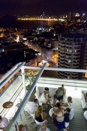 Hotel Madeira Centro: Vistas desde Rte. Belvedere y terraza #planta20