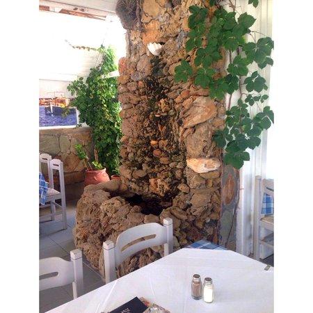 Medusa Restaurant : L'intérieur du Medusa